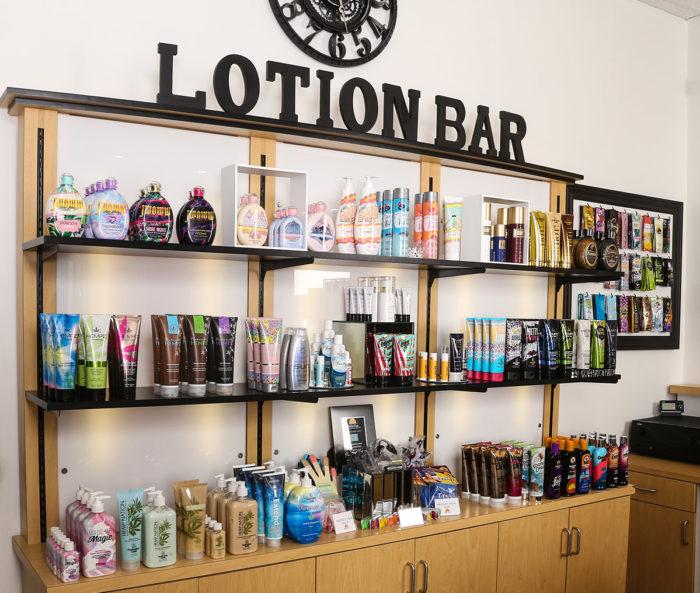 Bella Tan Boutique Lotion Bar