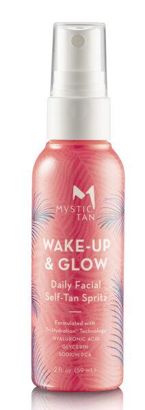 Bella Tan Mystic Tan Wake-Up and Glow Daily Facial Self Tan Spritz