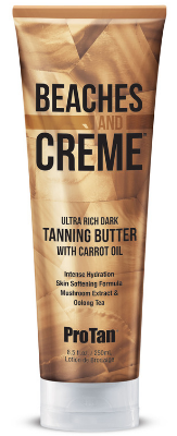 Bella Tan Pro Tan Beaches and Creme Tanning Butter
