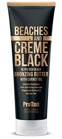 Bella Tan Pro Tan Beaches and Creme Black Bronzer